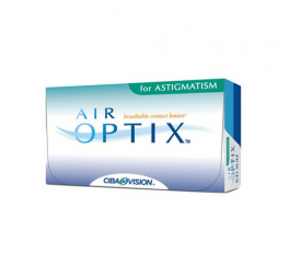 Air Optix Aqua Astigmatism 3пар