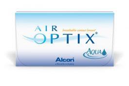 Air Optix Aqua 6пар