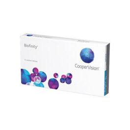 CooperVision Biofinity 6 леќи/кутија