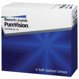 PureVision Visibility Tinted