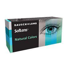 Soflens natural colors 2пар/пак