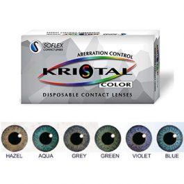 Soflex Kristal Color 2леќи/кутија